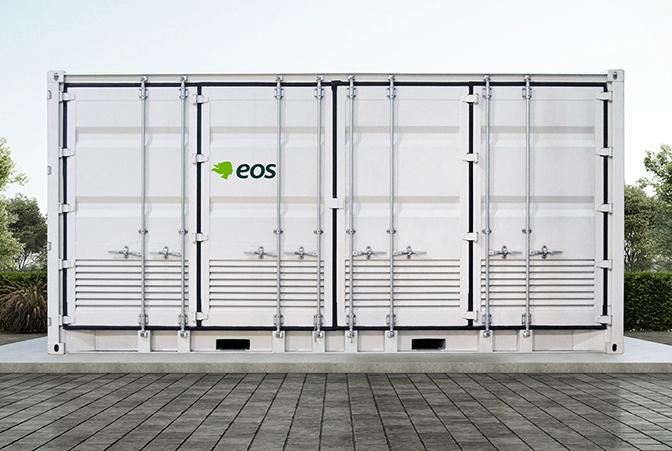 Eos Energy Storage Supplies Zinc Batteries to Verdant Microgrid installations